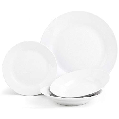 Sabichi 12-Piece Porcelain Day t...