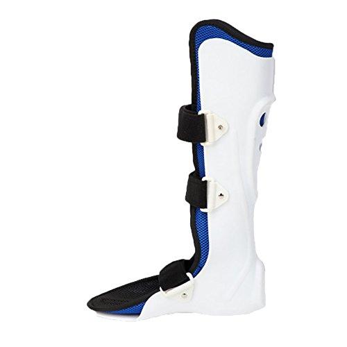 TSAR003 Fuß Knöchel Frakturen Bracket Protector, Für Sportverletzung Recovery Oder Post-Surgery Rehabilitation, Professionelle Medizinische Ausrüstung,Rightfoot -