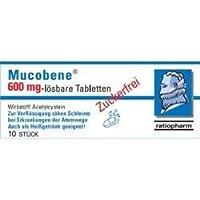 Mucobene lösbare Tabletten 600mg preisvergleich bei billige-tabletten.eu
