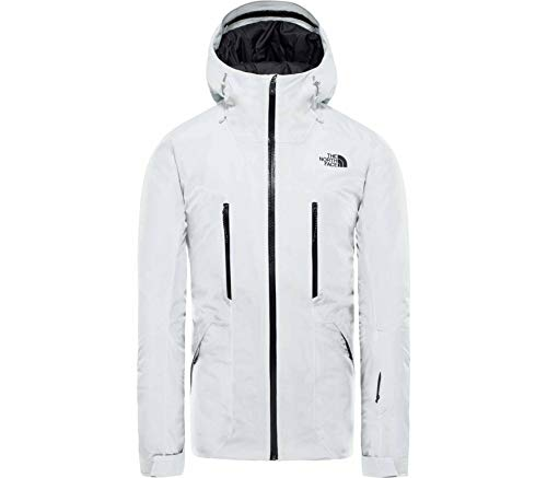 THE NORTH FACE M Mount BRE JKT -Fall 2018-(T93LUZ5WH) - Tin Grey/TNF Black - XL North Face Mount