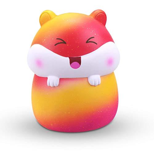 Mitlfuny Kawaii Langsam Dekompression Creme Duftenden Groß Squishy Spielzeug Squeeze Spielzeug,Mini...