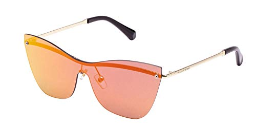 Hawkers Gafas de sol, Gold · Ruby Collins, One Size Unisex