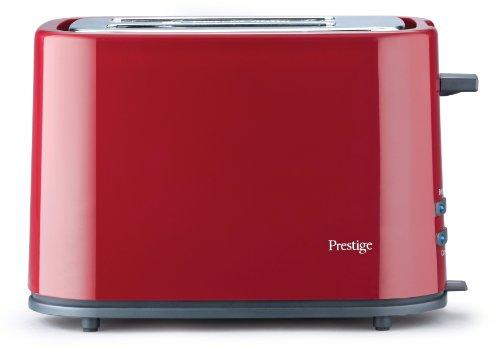Prestige 2 Slice Toaster - Red