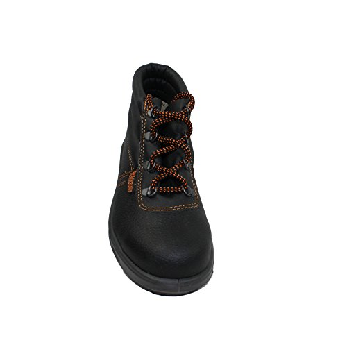 Princetown berufsschuhe businessschuhe chaussures de sécurité s1P chaussures de trekking (noir) Noir - Noir