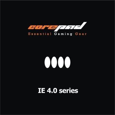 Corepad Mausfüße Skatez Pro 7 Microsoft IntelliMouse Explorer 4.0 (IE4) - Microsoft Laser 6000 - Microsoft Wireless Laser 6000 - Maus Microsoft 6000