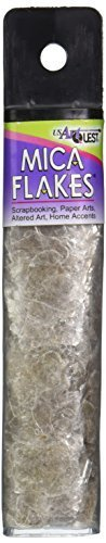 US Artquest 1 oz Mother of Pearl Mica Flakes by US Artquest -