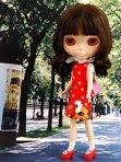 Takara Tomy Zu Meinem Neo Blythe Toys R Us begrenzte doll Fancy Stiefmütterchen