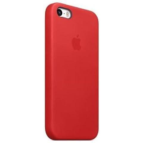 Apple MF046ZM/A - Carcasa para Apple iPhone 5S, rojo