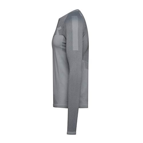 Zoom IMG-2 diadora t shirt ls techfit