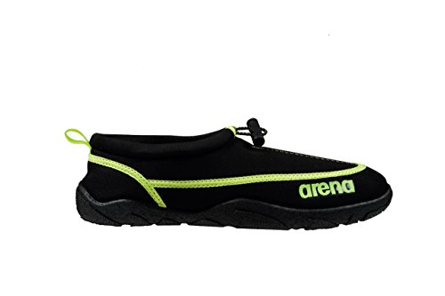 Arena Men Neoprene Water Shoe Bow Aqua Shoes Nero (nero 50)