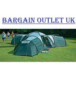 sc 1 st  Amazon UK & Pro Action 9 Person 3 Room Tundra Tent: Amazon.co.uk: Kitchen u0026 Home