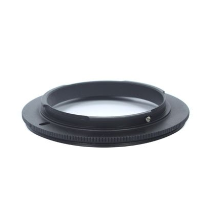 deep-deal 55mm Reverse-Ring-Adapter für NIKON-Kamera (Reverse Ring)