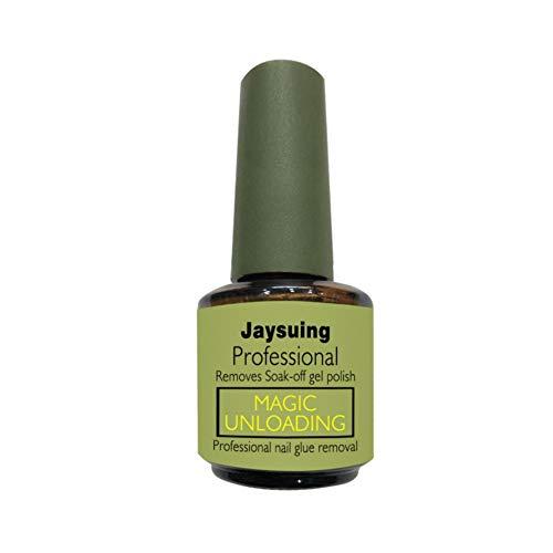 Burst Magic Remove UV Gel Nagellack-Magie-Entferner Tränken Sie weg vom Nail Art Primer-Acryl