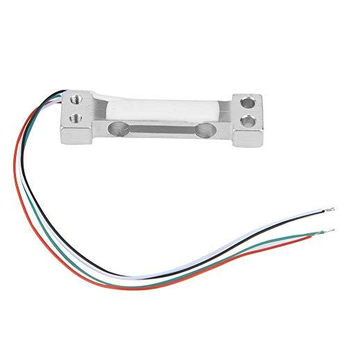 Zerone 0-100g Elektronischer Wägezellen-Wiegesensor mit parallelem Strahl und Hoher Präzision -