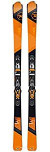 Rossignol - Pack ski Rossignol Experience 80 Xe + Rossignol Xelium 110 B83 Black Orange - Homme - 176