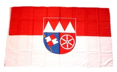 Fahne / Flagge Unterfranken NEU 90 x 150 cm Fahnen