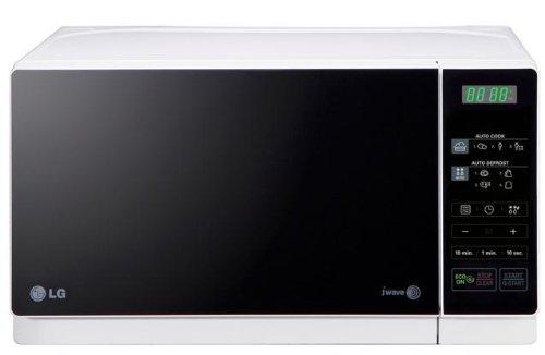 LG MH6043HAS Microondas con grill, Botón eco, 19 litros de capacidad, potencia...