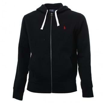 Polo Ralph Lauren Classic Hoodie - Athletic Fleece Black