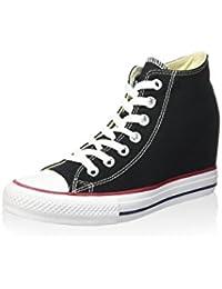 Converse All Star Mid Lux - Zapatillas de cuña Unisex adulto