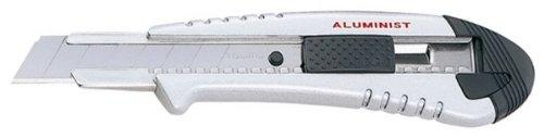 Cutter aluminist lame sécable 18 mm, verrouillage automatique