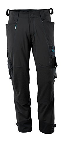 Mascot- Pantaloni elastici in fibra Dyneema, Size 82C56, Nero