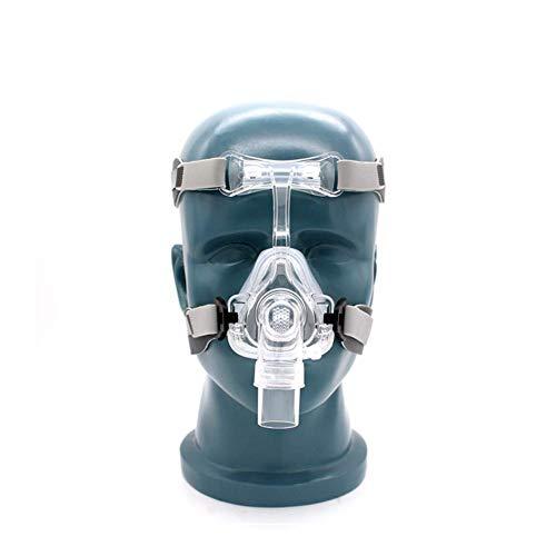 HOMEDAI Nasenkissen CPAP-Maske Schlafmaske Geeignet für Schlaf-Schnarch-Apnoe-Geräte,L