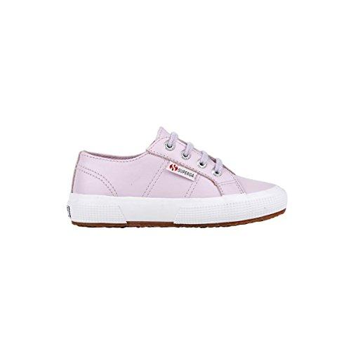 Superga S0024T0 2750-FGLJ WT, Unisex - Kinder Sneaker Orchid