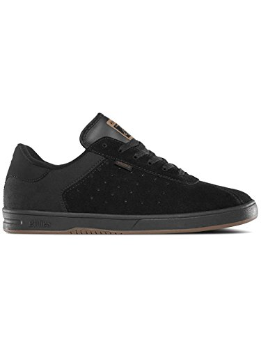 Etnies Herren the Scam Skateboardschuhe black/black/gum