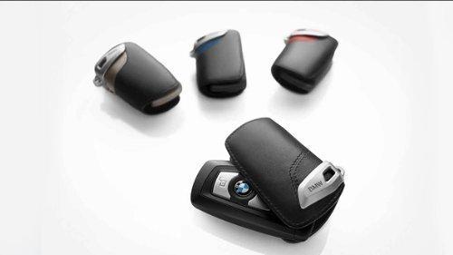 Preisvergleich Produktbild BMW Original Schlüsseletui schwarz