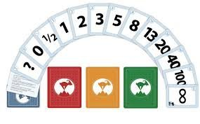 Preisvergleich Produktbild 1 X Agile Planning Poker Cards by Mountain Goat Software