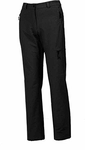 Hot de Sportswear Colorado Homme Stretch Hose - Pantalons Thermiques Noir