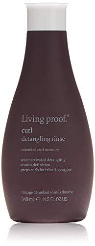 Living Proof Curl Detangling Rinse 11.5 Fl Oz
