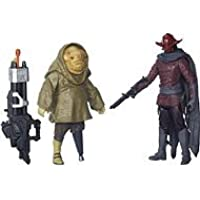 Play Set STAR WARS EPISODE 7 - TWIN PACK FIGURINES SIDON ITHANO