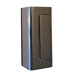 Viper Door Lock (1, Chrome)