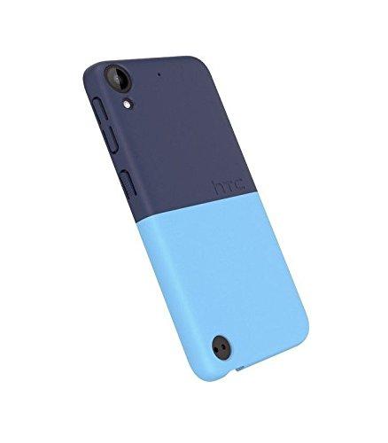 HTC zweifarbig Snap Case für Desire 530-Koralle rot/Midnight Blau - Htc Snap Case