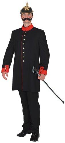 historische Uniformjacke zu Herren Kostüm an Karneval Fasching - Herren Kostüme Historische