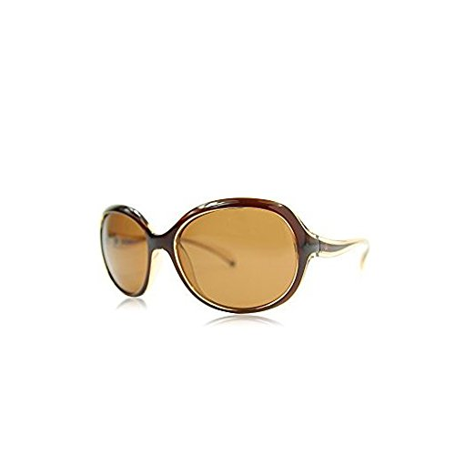 BENETTON BE79405, Gafas de Sol para Mujer, Brown/Beige, 57