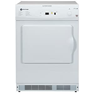 White Knight C86A7WL 7kg Sensing Vented Dryer from White Knight