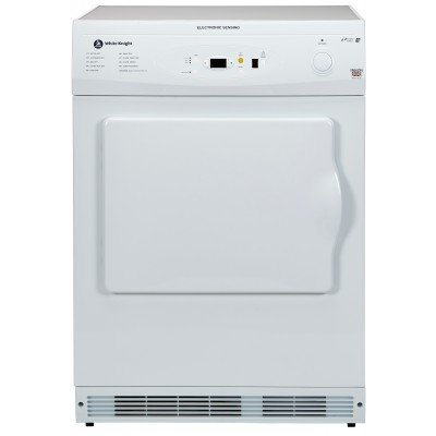 White Knight C86A7WL 7kg Sensing Vented Dryer