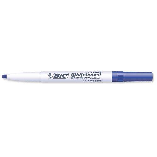 bic-velleda-1741-medium-feutre-effacable-a-sec-blister-de-4-bleu