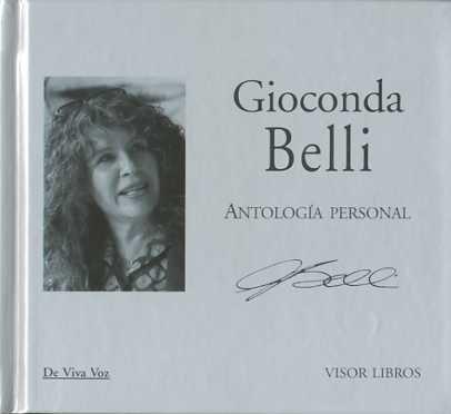 GIOCONDA BELLI ANTOLOGIA PERSONAL + CD por GIOCONDA BELLI