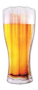 Sin Marca - Colchón Pintado de Cerveza (186 cm), 69786EU