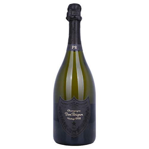 Dom Pérignon Champagne P2 Vintage 1998 12,50{4d60afd391fc09f474fc7220aeeb2cfafb12a3fe34053bed4eb2fdf5f346f396} 0.75 l.