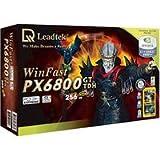 Leadtek WINFAST PX6800 256MB DDR Grafikkarte (PCi Express PCI16X-EX DVI/TVO)