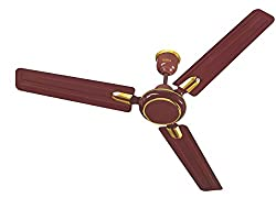 Surya Udaan Deco 1200mm Ceiling Fan (Brown)