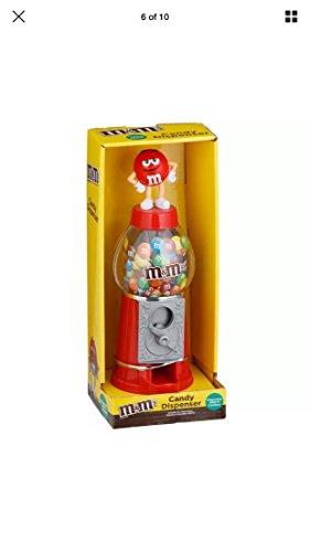 Dispensador de chocolate M&M's Mantenga todos sus M&M en un lugar con el dispensador de chocolate M&M.