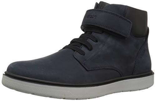 Geox Jungen J RIDDOCK Boy WPF A Chukka Boots, Blau (Navy C4002), 38 EU -