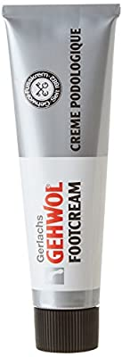 Gehwol 75ml Foot Cream, Strengthens Skin to Prevent Blisters