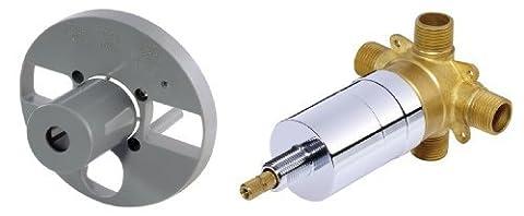 Danze D115500BT Single Control Washerless Pressure Balance Tub and Shower Valve by Danze