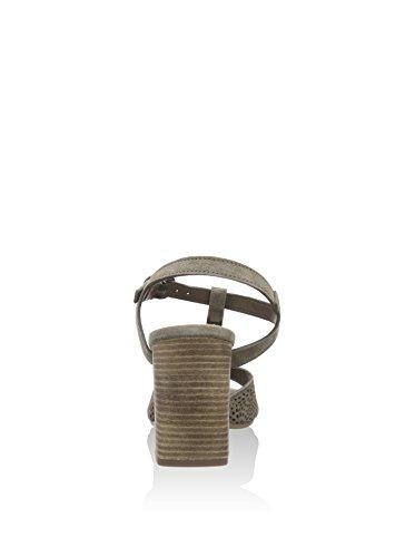 CafeNoir Cafenoir XL611 Sandalo Tacco Donna Grigio topo